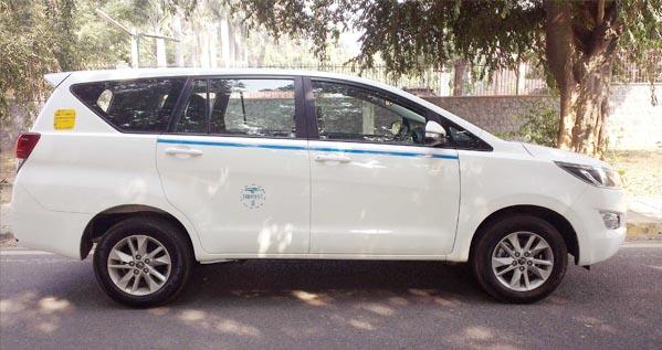 Luxury Car On Rental India Innova Crysta On Hire In Delhi