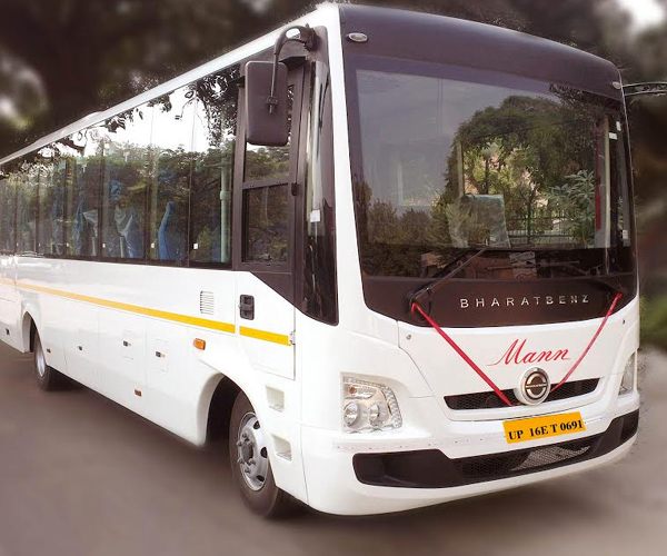 Luxury Coach On Hire In Delhi Luxury Bus On Hire In India