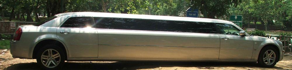 Limousine Hire Car Rentals Services India
